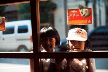 kids in China