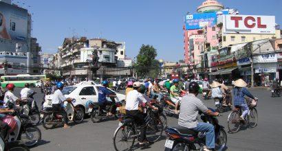Ho Chi Minh City - Haverinen